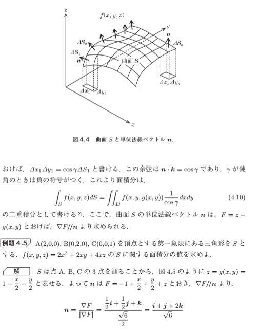 ベクトル解析・複素解析・フーリエ解析の入門に「物理数学」レビュー ...